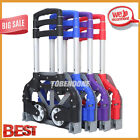 170lbs Folding Dolly Cart Push Hand Truck Moving Warehouse Platform Trolley TO
