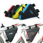1Pc New Cycling Tripod Bicycle Frame Front Tube Triangle Bag Pannier