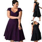Women Casual Summer EVENING Party Gown Cocktail Long Dress Fashion Plus Size 5XL
