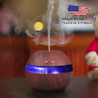 Ultrasonic Humidifier Room Air Aroma Essential Oil Diffuser Purifier Atomizer