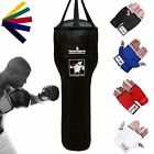 TurnerMAX Angled Heavy Punch Bag Uppercut Bag Boxing Punchbag Heavy Punching Bag