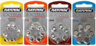 30 Pieces Hearing Aid Batteries Rayovac Extra 10,13,312,675