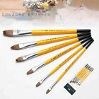 23cm Painting Brush/Paint Pen Oil Paint  DIY Tools 6pcs