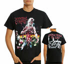 Cannibal Corpse T-Shirt Eaten Back To Life death metal rock Official L XL 2X NWT