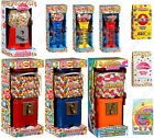Gumball Sweet Dispenser Machine Money Box - Bubblegum - Jellybeans - Jawbreakers