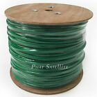 12 or 10 Gauge AWG Green Solid Copper Grounding Wire UL Listed Cable Satellite
