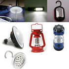 Camping white Fan Light 12/16/24/48/60 LED Flashlight for Outdoor