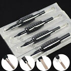 5,10,25,50,100 pcs Sterile Disposable Tattoo Needle with Tube 3/4 Grip and Tip