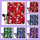 NBA & Disney Licensed Mickey Mouse Hugger Throw Blanket - Choose Your Team