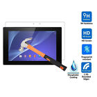 Real Premium Tempered Glass Screen Protector Film for Sony Xperia Tab Z2 Z3 Z4