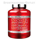 Scitec Nutrition 100% Whey Protein Professional 2350g / 2,35kg Eiweiss