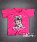 T-shirt bimbo JESSICA FLETCHER Signora in giallo Murder, She Wrote I killed them