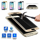 NEW Curved 3D Tempered Glass Screen Protector For Samsung Galaxy S7 Edge S6 Edge