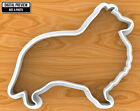 Shetland Sheepdog Dog Cookie Cutter, Selectable sizes