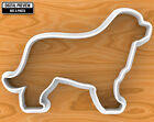 Newfoundland Dog Cookie Cutter, Selectable sizes