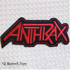 DIY Embroidered Metal Rock Punk Indy Music Band Sew On Iron On Patch Badge Gift