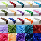 "Внешний вид - 5 or 10 Pcs Satin Table Runners Wedding Decoration - 12"" x 108"" - 21 Colors"