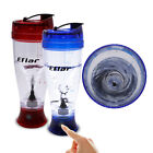 Portable Electric Protein Bottle Powder Mixer Shaker Yoga Fitness Cup Blender