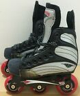 Mission Helium 500 Youth Roller Hockey Skates Size 10E, 11E 6005 - HIS