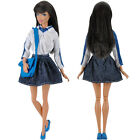 Clothing Accessories Best Deals - E-TING Blouse Pants Dress Outfit Clothes Clothing Accessories for Barbie Doll S