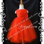 SBR7 Baby Girls Wedding Pageant Formal Birthday Holiday Graduation Gown Dress
