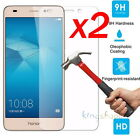 2x Anti-scratch Tempered Glass Screen Protector Film For Huawei Honor 7 Lite /5C