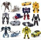 Kids Transformers Robot Car Action Figures Classic Custom Toys Child Boys XMAS
