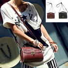 Fashion Women PU Leather Shoulder Bag Handbag Messenger Hobo Bag Satchel Purse