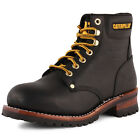 Caterpillar Sequoia 6 Mens Boots Black New Shoes