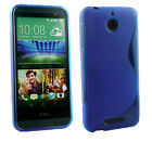 Ultra Slim Skin Gel Case Cover for HTC Desire M9 626 820 620 many more