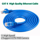 CAT 6 High Quality Ethernet Cable 20M 30M 50M 100M Network RJ45 LAN 1000Mbps POE