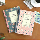 Becoming Daily Diary Planner Scheduler Spring Schedule Book Organizer Notebook