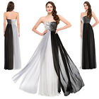 Long Masquerade Dresses Evening Party Ball Gown Prom Bridesmaid Wedding Dress ⊹