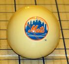 New York Mets MLB Baseball Team Billiard Table Pool Cue Ball NEW