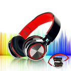 Headphone Earphone Headset Stereo Wired with Mic for Phone MP3/4 PC Tablet lot