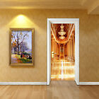 3D Grand Palace 11 Door Wall Mural Photo Wall Sticker Decal Wall AJ WALLPAPER AU