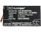 3.7V Battery for Barnes & Noble BNRV400 BNTV400 NOOK HD 7 tablet BNA-B0002 NEW