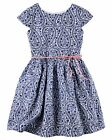 Carter's   Girls' Paisley Sateen Dress    MSRP$44.00   Size 4--8