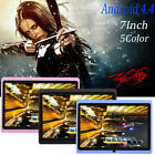 Google Android 4.4 Quad Core 7inch Tablet Pc 32gb Dual Wifi Camera Bluetooth Us