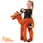 Child Step In Horse Costume Boys Girls Book Week Day Fancy Dress Outfit New