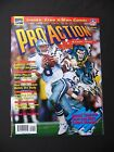 Pro Action Magazine #1 NM 1994 Marvel Premier Issue Complete with Football Cards