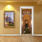 3D Palace Stairs 9 Door Wall Mural Photo Wall Sticker Decal Wall AJ WALLPAPER AU