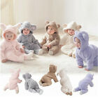 Carnival Fancy Dress Party Baby Girl Boy Cute Bunny Bear Animal Outfit 3 6 9 12m