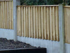 CLOSEBOARD/FEATHEREDGE Fence Panels Straight 2ft high x 6ft long (60cm x 183cm)