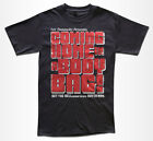 Coming Home in a Body Bag T Shirt - Graphic Tee For Men and Women - True Romance