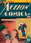 "ACTION COMICS 1940 = #24 Superman FENCE = POSTER Not Comic Book 7 SIZES 19""-36"""