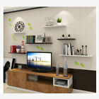 3Pcs Display Floating Nesting Wall Shelves Decor Mount Ledge Storage 3 Colors