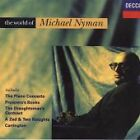 MICHAEL NYMAN - The World Of (2001) - cd album