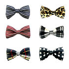 NEW Boys KIDS Double Layers Pre Tied Satin Wedding Party Tuxedo SAMLL Bow Tie