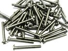 M3 Socket Button Machine Screw In A2 Stainless Steel Screws You Choose Length